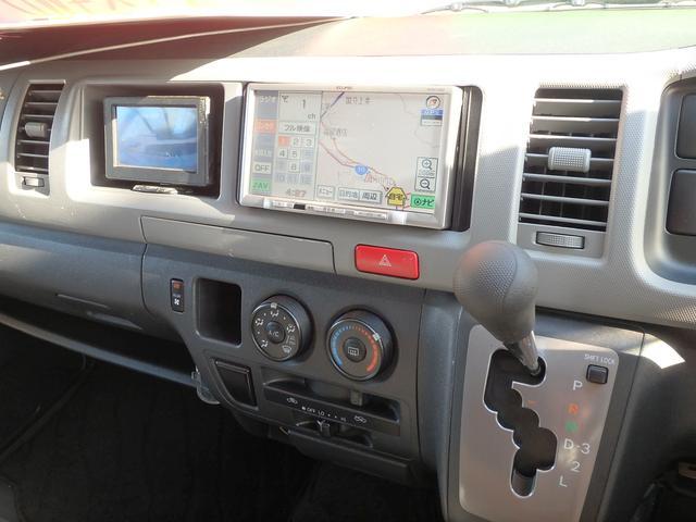 キャンピング メモリーナビ TV 4WD 電子レンジ シンク(21枚目)