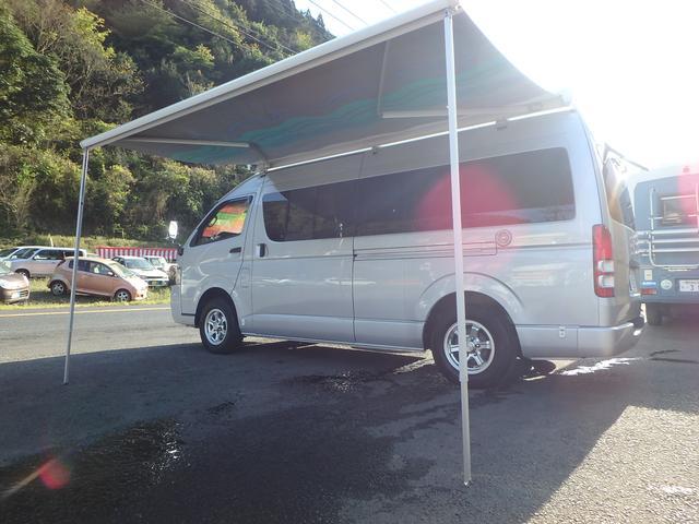 キャンピング メモリーナビ TV 4WD 電子レンジ シンク(26枚目)