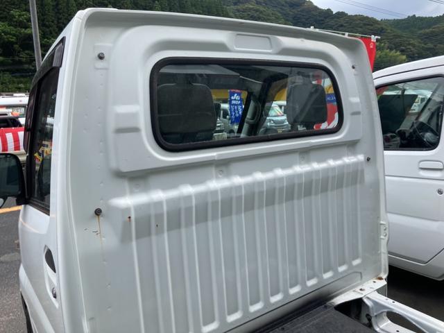 楽床ダンプ 5速MT AC PS エアバック 4WD(5枚目)