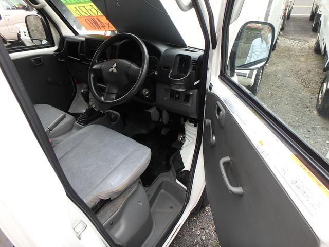 楽床ダンプ 5速MT AC PS エアバック 4WD(14枚目)