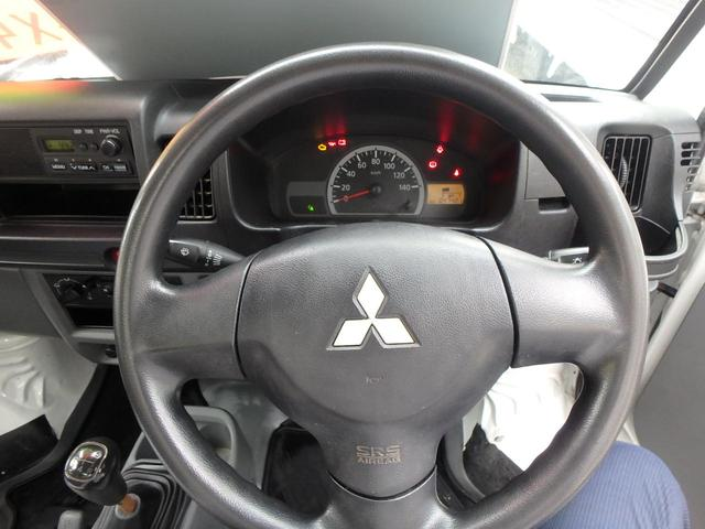 楽床ダンプ 5速MT AC PS エアバック 4WD(23枚目)