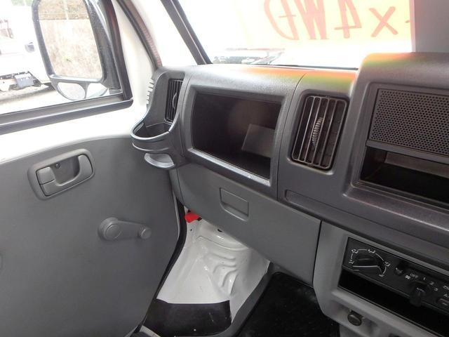 楽床ダンプ 5速MT AC PS エアバック 4WD(25枚目)