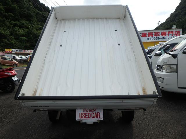 ローダンプ 5速MT 4WD AC PS HI・LOW切替(12枚目)