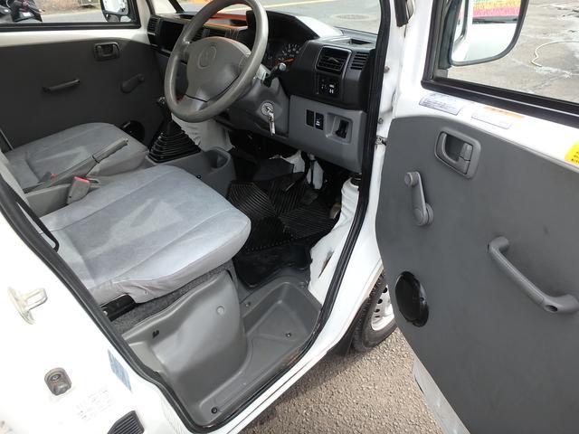 ローダンプ 5速MT 4WD AC PS HI・LOW切替(16枚目)