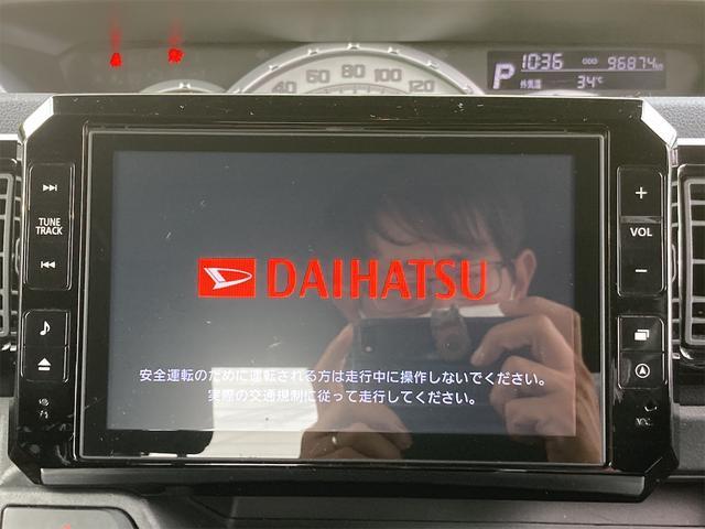 G SA メモリーナビフルセグTV 後席モニター バックカメラ ETC 両側電動スライドドア スマートキー プッシュスターター 衝突軽減ブレーキ アイドリングストップ LEDヘッドライト(5枚目)