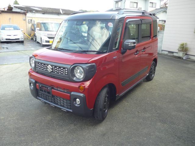 「スズキ」「スペーシアギア」「コンパクトカー」「熊本県」の中古車2