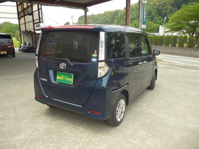 「トヨタ」「タンク」「ミニバン・ワンボックス」「熊本県」の中古車3