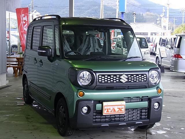 「スズキ」「スペーシアギア」「コンパクトカー」「宮崎県」の中古車7