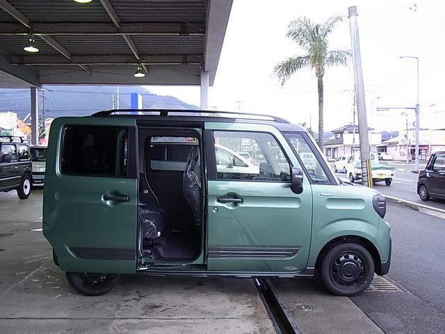 「スズキ」「スペーシアギア」「コンパクトカー」「宮崎県」の中古車9