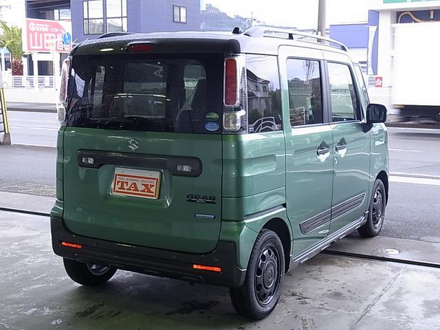 「スズキ」「スペーシアギア」「コンパクトカー」「宮崎県」の中古車11