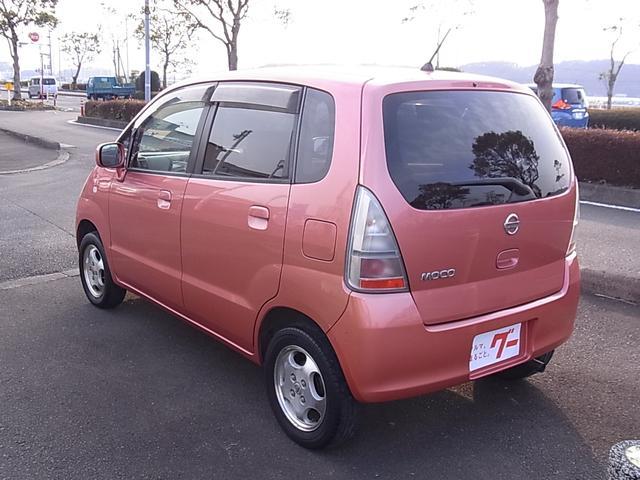 「日産」「モコ」「コンパクトカー」「宮崎県」の中古車5