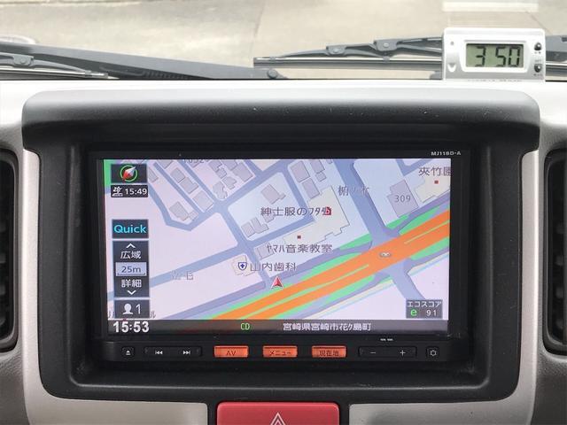 Eターボ 4WD ナビTV Bカメラ ドラレコ Tチェーン(9枚目)