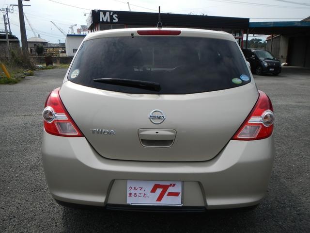 「日産」「ティーダ」「コンパクトカー」「熊本県」の中古車7