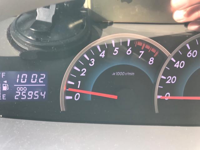 X Lパッケージ 走行26000km ポータブルナビTV ETC キーレス シートヒーター ウィンカーミラー 取扱説明書(14枚目)