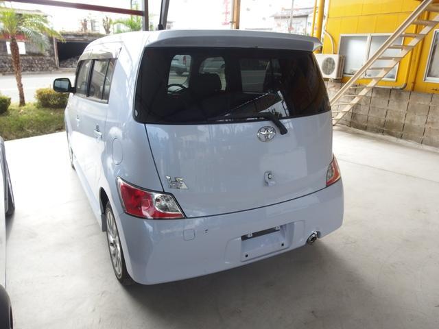「トヨタ」「bB」「ミニバン・ワンボックス」「宮崎県」の中古車5