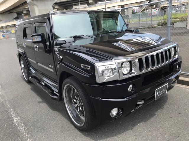 「ハマー」「ハマー H2」「SUV・クロカン」「熊本県」の中古車3