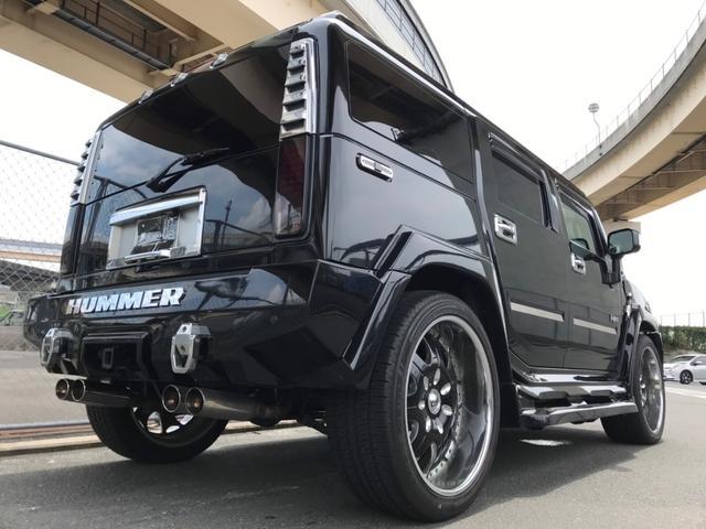 「ハマー」「ハマー H2」「SUV・クロカン」「熊本県」の中古車12