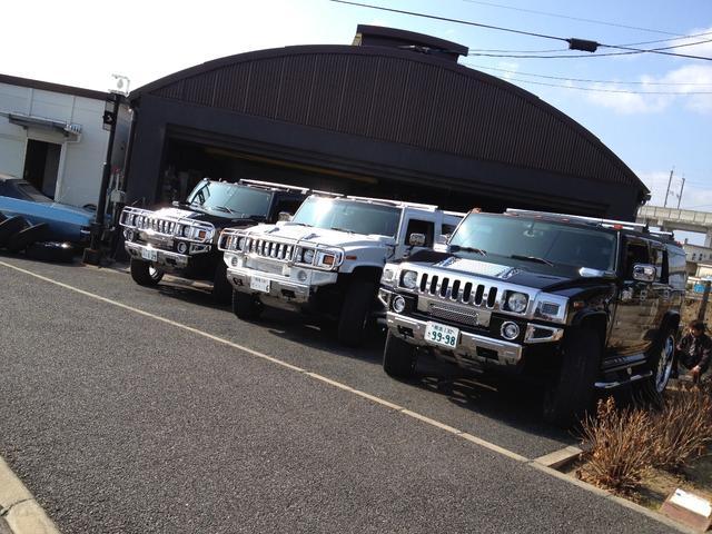「ハマー」「ハマー H2」「SUV・クロカン」「熊本県」の中古車42