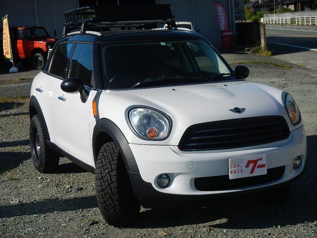 「MINI」「MINI」「SUV・クロカン」「熊本県」の中古車3