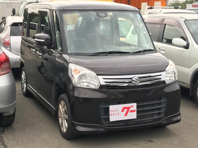 「スズキ」「スペーシア」「コンパクトカー」「熊本県」の中古車13