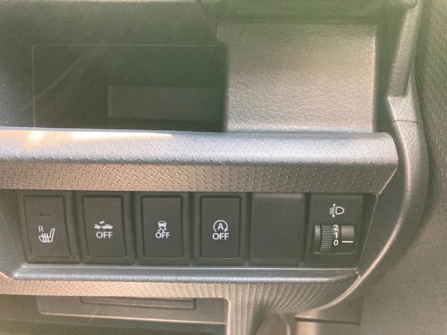 快適装備のシートヒーター付き。エアコンって前面しか当たらずに背中は冷え冷えなんて事もありますよね。快適に調整できますよ。