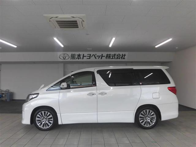 「トヨタ」「アルファード」「ミニバン・ワンボックス」「熊本県」の中古車3