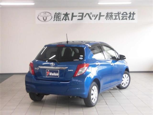 「トヨタ」「ヴィッツ」「コンパクトカー」「熊本県」の中古車5