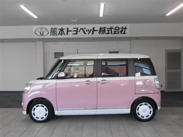 「ダイハツ」「ムーヴキャンバス」「コンパクトカー」「熊本県」の中古車6