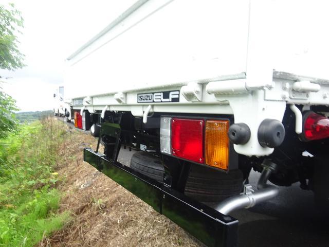 いすゞ エルフトラック 2t ロング Wキャブ 6人乗り ABS エアバック