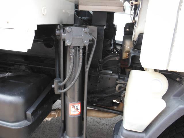 4WD 高所作業車 8m バックモニター アイチSE08A(8枚目)