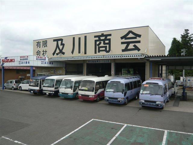 4WD 高所作業車 8m バックモニター アイチSE08A(10枚目)