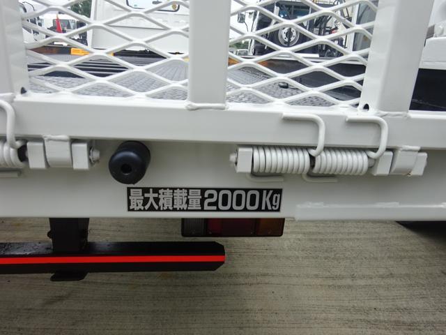 2tセルフローダー 積載車 ETC リモコン 6速マニュアル(7枚目)