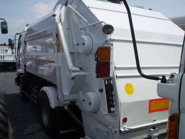 いすゞ フォワードジャストン 2.5t 塵芥車 8m3プレスパッカー