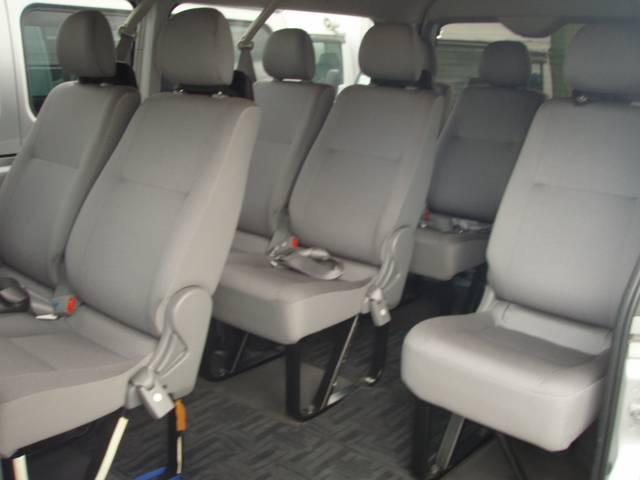 トヨタ ハイエースワゴン エアロツアラー 架装トヨタモデリスター