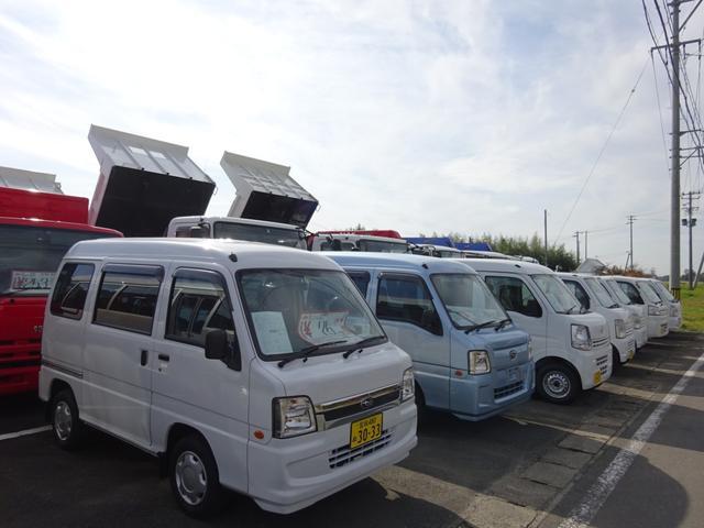UDトラック 4.15tベース 家畜運搬車 幌付き(21枚目)