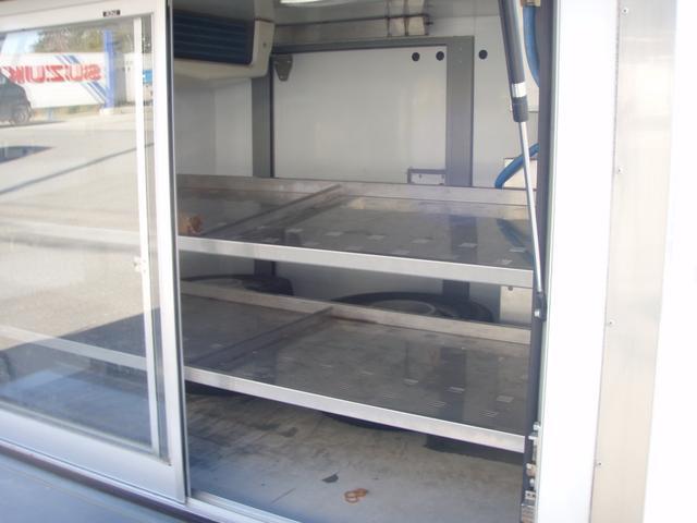 スズキ キャリイトラック 移動販売 冷凍車 -5度