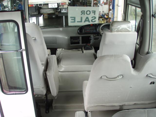 トヨタ コースター ロングLXターボ 29人乗り