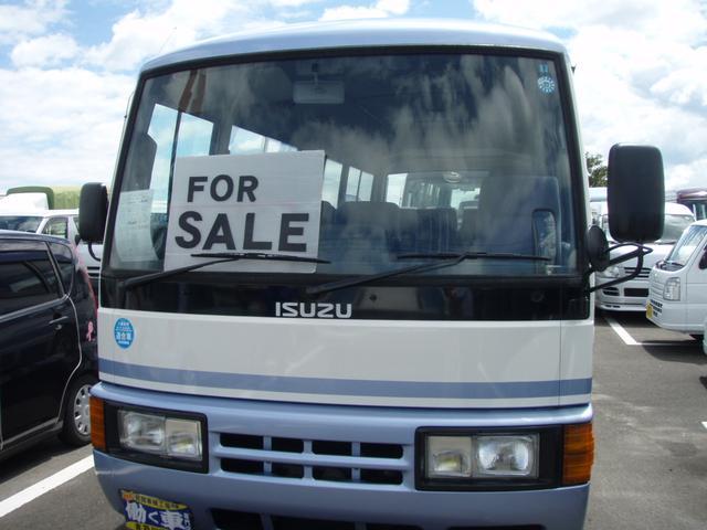 いすゞ ジャーニーバス GL-TA 26人乗り 自動スイング扉