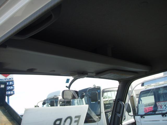 いすゞ エルフトラック 2t ロング 平ボディー アルミブロック