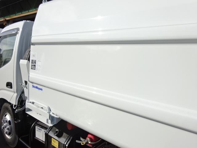 日野 デュトロ 2t プレスパッカー 4.2m3