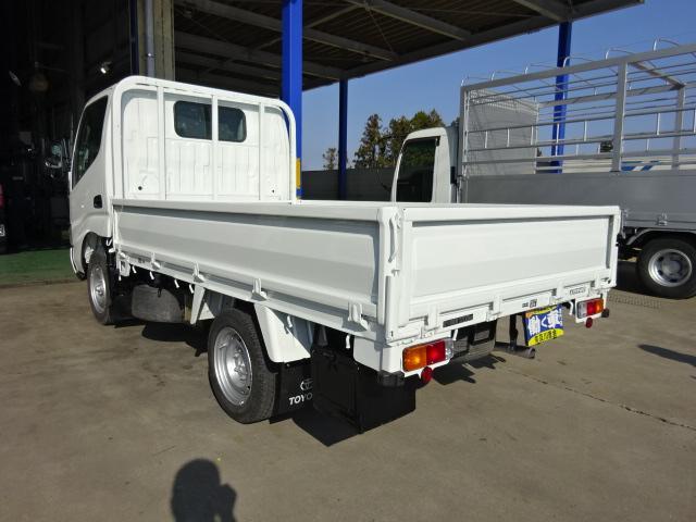 トヨタ ダイナトラック 1.2t 4WD 平ボディー