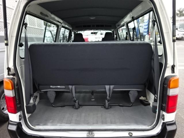 トヨタ ハイエースワゴン デラックス ロング 10人乗