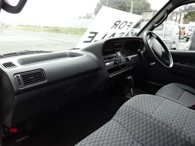 福祉車輌 4WD 車イス2基固定装置(8枚目)