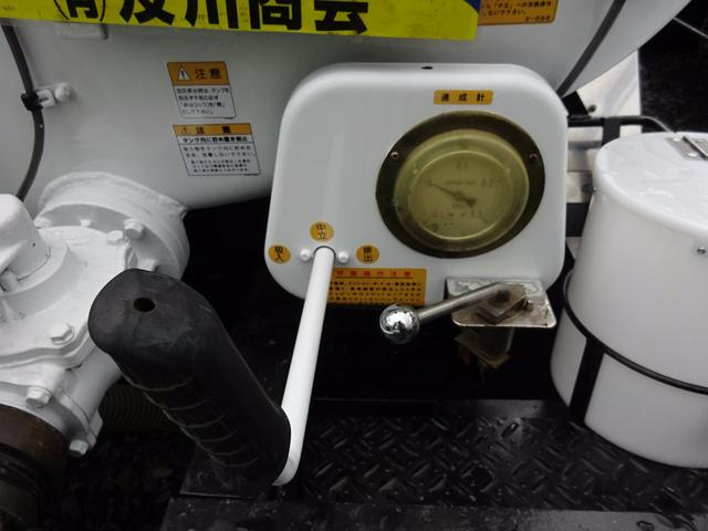いすゞ エルフトラック 1.8t バキュームカー