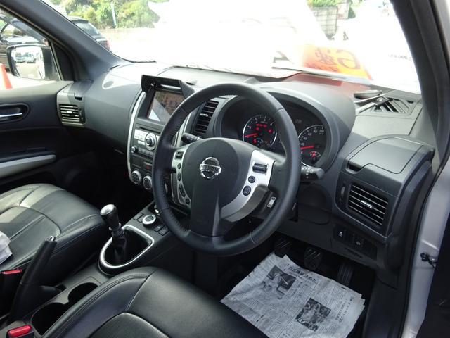 日産 エクストレイル 20GT 4WD 6速マニュアル