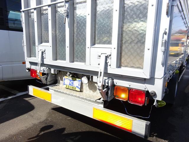 三菱ふそう ファイター 3.7tベース 家畜運搬車