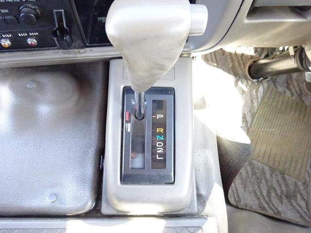 福祉車両 リフト付 車イス2脚固定可 自動扉ステップ(16枚目)