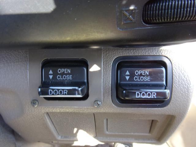 福祉車両 リフト付 車イス2脚固定可 自動扉ステップ(20枚目)
