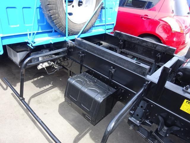 いすゞ エルフトラック 2.75t Wキャブワイドロングダンプ