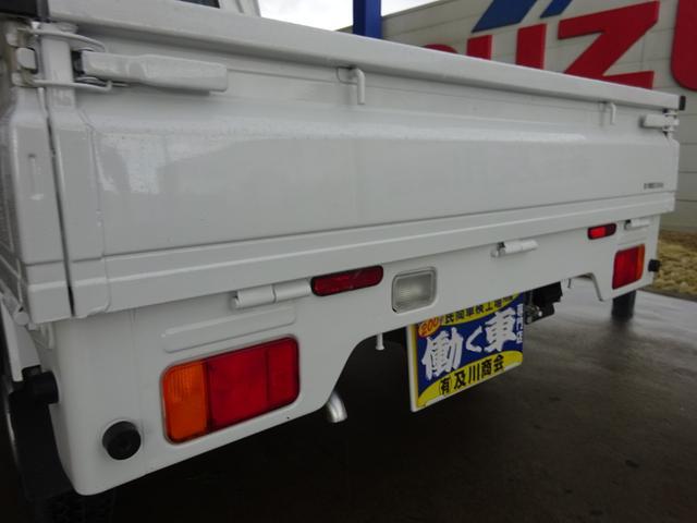 スズキ キャリイトラック KC 4WD 5速マニュアル エアコン パワステ